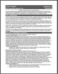 Non Profit Resume Samples Non Profit Arts Management Sample Resume Certified Resume Writer