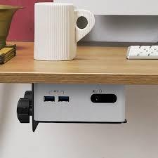Under Desk Cpu Mount Brateck Adjustable Under Desk Cpu Mount Cpb 1