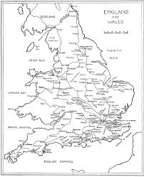 Map Of England Cities by British Highways And Byways From A Motor Car By Thos D Murphy