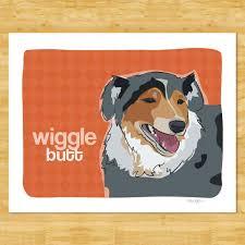 australian shepherd orange australian shepherd pop doggie
