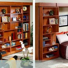Bookcase Murphy Bed Murphy Beds Folding Amp Wall Beds More Space Place Austin Tx