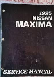 28 1995 nissan maxima service manual 126927 1994 1995 1996