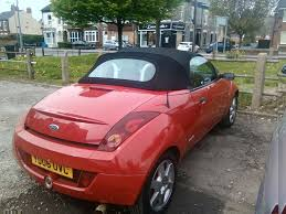 2006 ford streetka ice convertible 1 6 very tidy car inside and