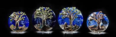ashes into glass eternal glass memorials
