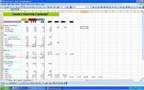 Budget Template Excel Excel Budget Sheet Thebridgesummit Co