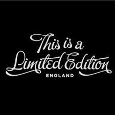 limited edition limited edition ltd edn