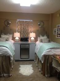 Bedroom Hide Small Refrigerator Martin Ole Miss Neutral Dorm Scheme Neat Bedside Cabinet With