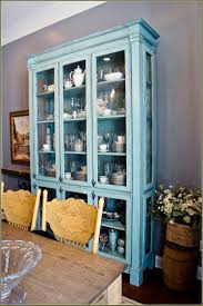 Blue Painted Kitchen Cabinets by Sideboards Marvellous Blue China Cabinet Blue China Cabinet Blue