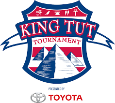 logo de toyota king tut presented by toyota fc dallas