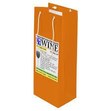 wine gift bag prescription wine gift bag zazzle
