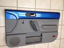 2000 Vw Beetle Interior Door Handle Vw Beetle Door Panels Gray Ebay