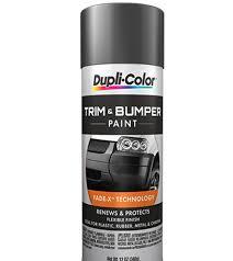 trim u0026 bumper paint aerosol dupli color