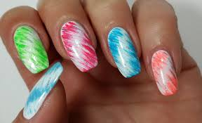 easy nail art design for beginners 8 summer nails youtube