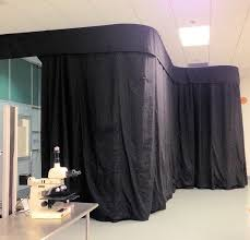 Black Out Curtains Industrial Blackout Curtains Akon Curtain And Dividers