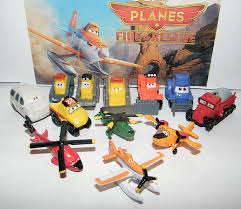amazon disney planes fire rescue movie mini figure