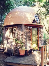 Geodesic Dome House Mushroom Dome Cabin U2013 Tiny House Swoon