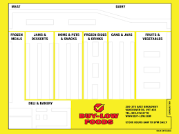 buy low foods direct advert by immersion floor plan shopping list