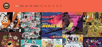 Art Portfolio Design 30 Creative Graphic Designer Portfolio Websites