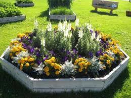 Box Garden Layout Sle Garden Plans Raised Garden Bed Planting Plans