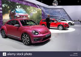 volkswagen beetle pink convertible volkswagen beetle 2015 stock photos u0026 volkswagen beetle 2015 stock