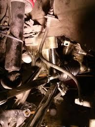 lexus es300 power steering leak ucf20 complete diy rack n pinion tutorial clublexus lexus