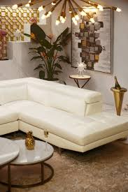 living rooms with white furniture torino 2 piece sectional with right facing chaise white
