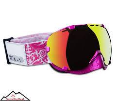 motocross goggles ebay 509 aviator snowmobile goggles pink snowmobiling snow goggle ebay