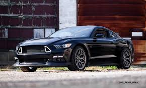 mustangs the rock 2015 ford mustang rtr spec 5 joins ready to rock custom fords
