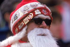 christmas gifts for 49ers fans merry christmas 49ers fans niners nation