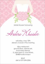bridal shower invitation templates bridal shower invitation
