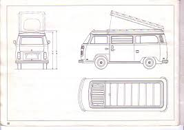 volkswagen drawing thesamba com vanagon view topic i need a tech drawing