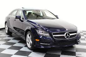 2014 mercedes cl class 2014 used mercedes certified cls550 4matic amg sport awd