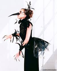 Gothic Halloween Costumes Girls 25 Bird Costume Ideas Faerie Costume Feather