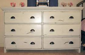 white distressed dresser and nightstand u2014 home design ideas