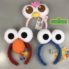sesame street thanksgiving big bird 2017 new baby sesame street elmo plush headband toddler