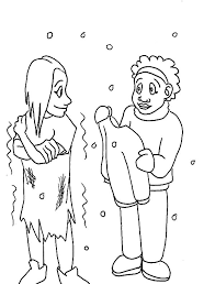 coloring pages on kindness giving coloring pages page image clipart images grig3 org