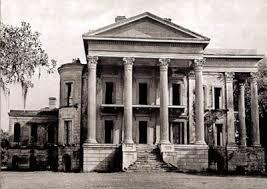 Belle Grove Barns Belle Grove Plantation Louisiana 1857 Demolished Habs Photo