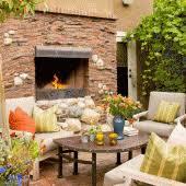 Backyard Fireplace Ideas 20 Outdoor Fireplace Ideas Midwest Living