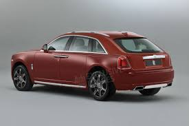 rolls royce suv confirmed pictures 1 auto express