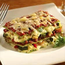 vegetable lasagna cook diary