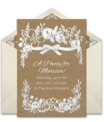 Free Online Wedding Invitations Free Wedding Invitations Wedding Online Invites Punchbowl
