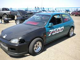 1993 honda civic si 1 4 mile drag racing timeslip specs 0 60