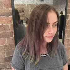 57year hair color how much time and money it takes to fix a bad dye job daily mail