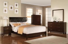 Platform Bedroom Furniture Sets Acme Acme Eastern King Platform Bed In Espresso 19537ek