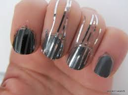 nail art using nail tape nails gallery
