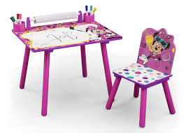 Mickey Mouse Table And Chairs by Minnie Mouse Art Desk With Paper Roll Delta Children U0027s Products