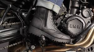 cruiser style motorcycle boots tour master coaster wp boots review at revzilla com youtube