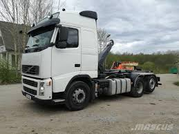 volvo trailer truck used volvo 440 tow trucks wreckers year 2008 price 32 972 for