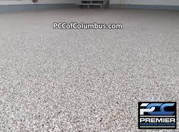 garage floor coating westerville columbus ohio epoxy flooring