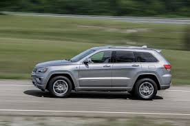 jeep grand cherokee trailhawk grey 2016 jeep grand cherokee improves mpg adds engine stop start